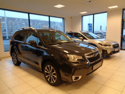 "New Subaru Forester 20i Cvt Premium ""Eyesight"" Dark Grey Metallic 2019"
