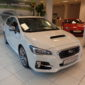 "New Subaru Levorg 16 Dit GT-S Premium ""Eyesight"" Crystal White Pearl 2017"
